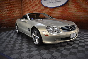 Picture of 2003 Mercedes Benz SL500 Designo Launch Edition SOLD