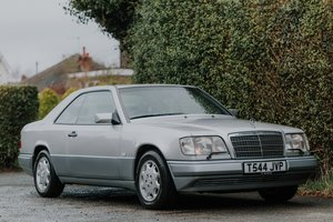 1995 Mercedes E320 Coupe W124