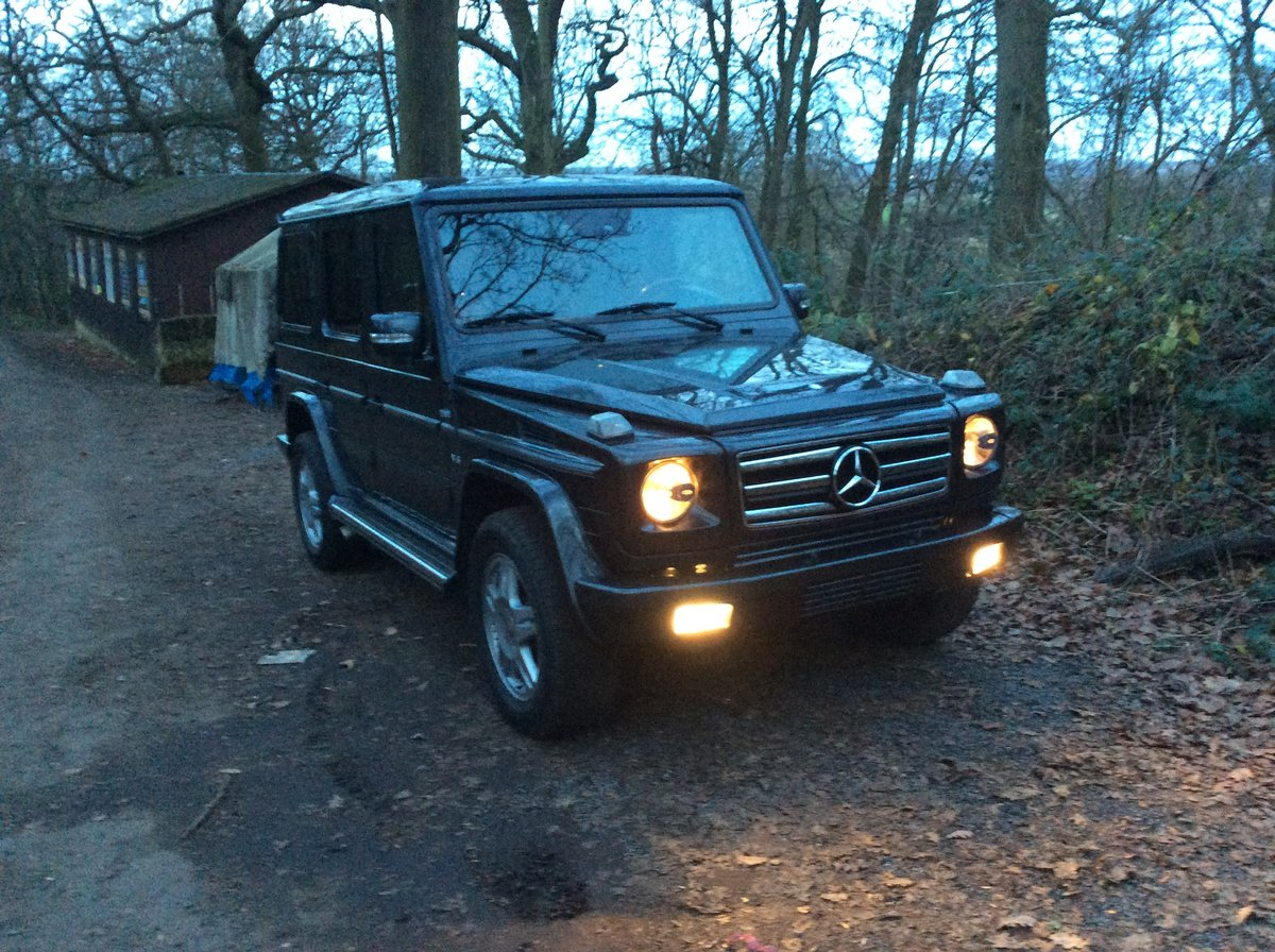 2001 Mercedes-Benz G500 LWB. Outstanding Examples Wanted For Sale (picture 3 of 6)