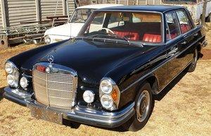 1969 Mercedes 280