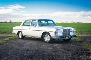 1971 Mercedes-Benz W109 300SEL 3.5 - Silver with Black For Sale