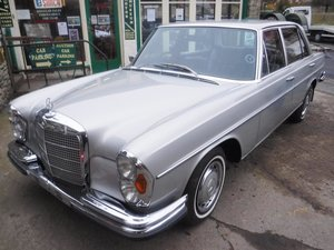 1970 Mercedes 300SEL SOLD by Auction