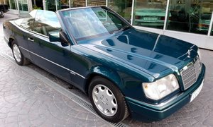 1994 Mercedes-Benz 320CE W124 Manual 5V Sportline option  For Sale