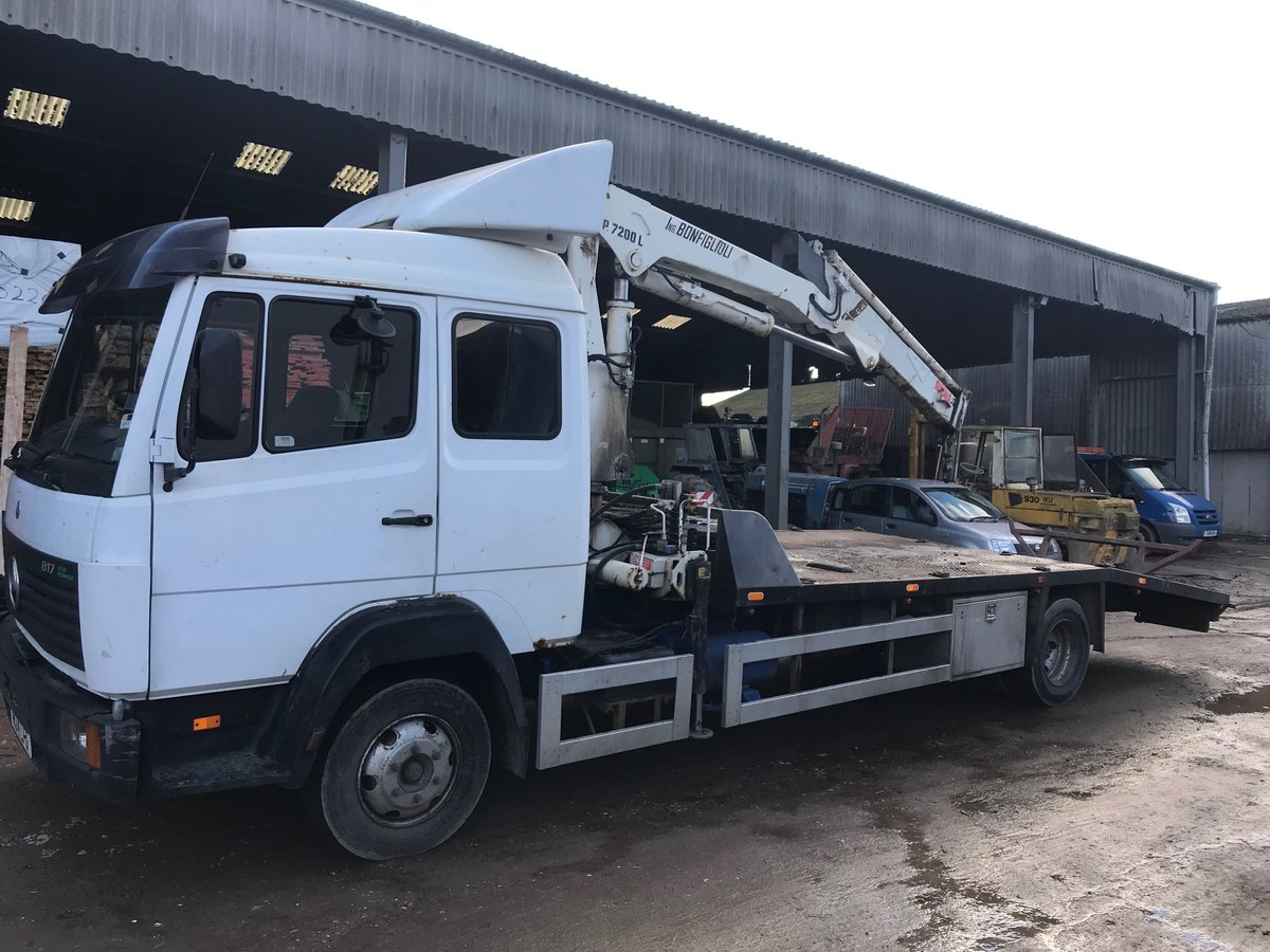 1995 ALL HIAB LORRYS WANTED ANY CONDITION For Sale (picture 1 of 2)