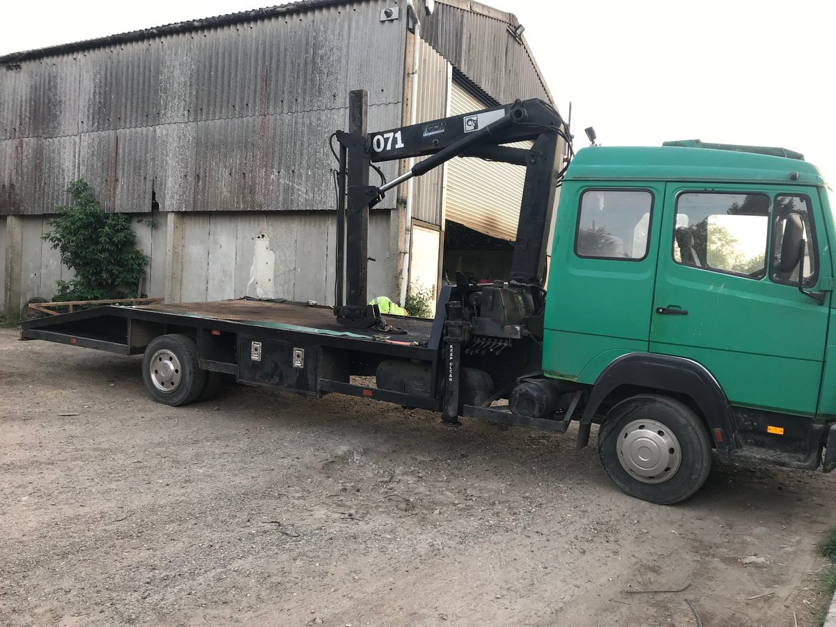 1995 ALL HIAB LORRYS WANTED ANY CONDITION For Sale (picture 2 of 2)