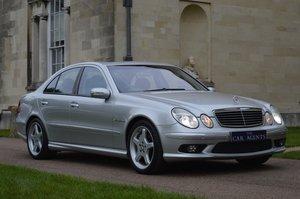 2004 Mercedes E55 Saloon V8 For Sale