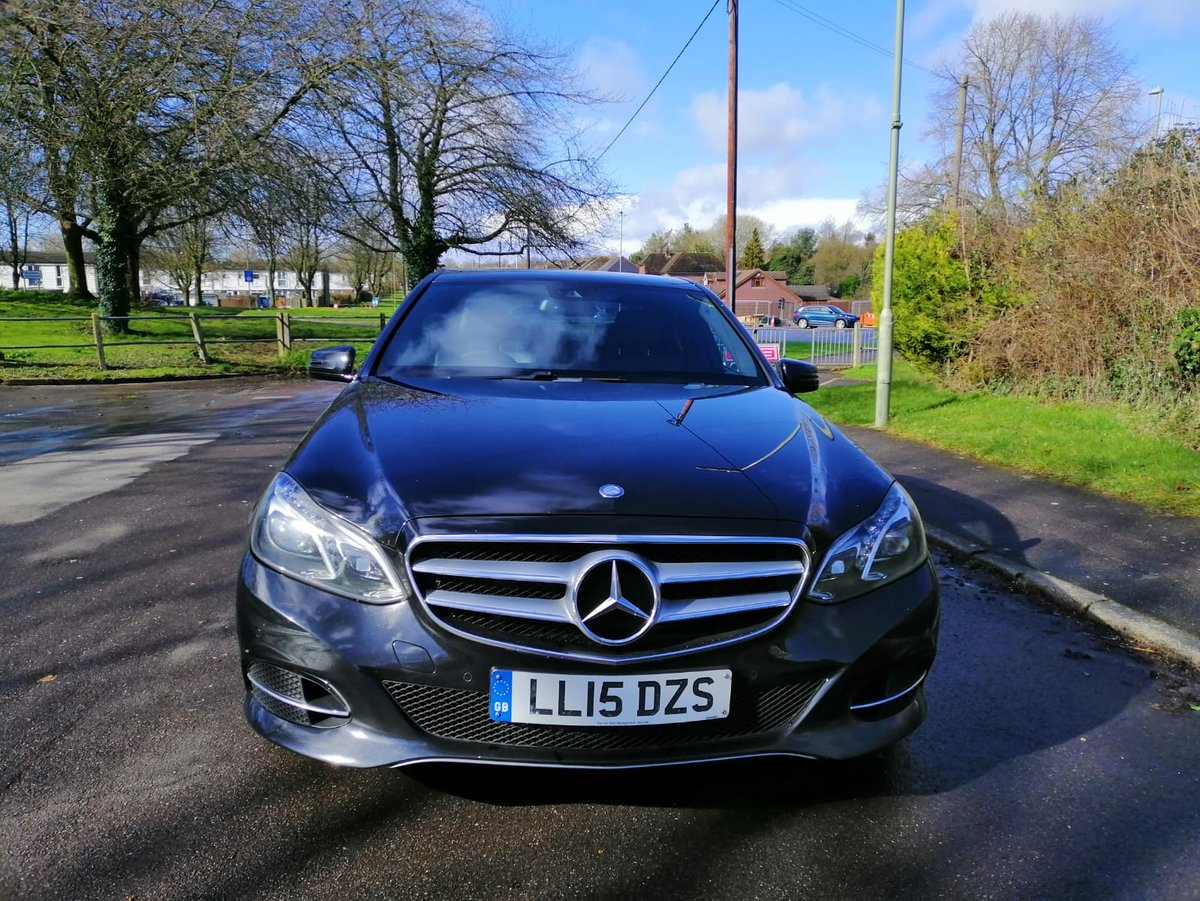 2015 Mercedes e220 cdi se w212 face lift bluetec For Sale (picture 3 of 6)