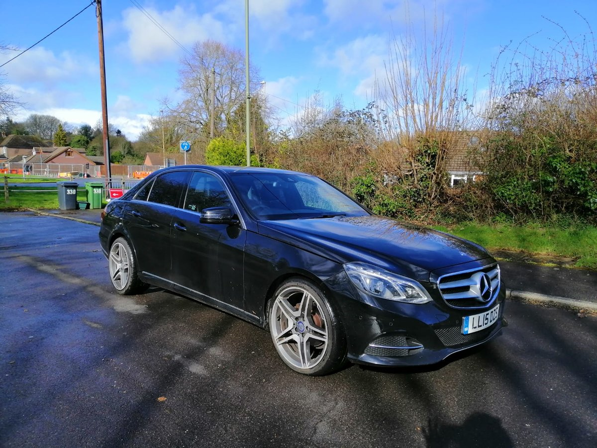 2015 Mercedes e220 cdi se w212 face lift bluetec For Sale (picture 4 of 6)