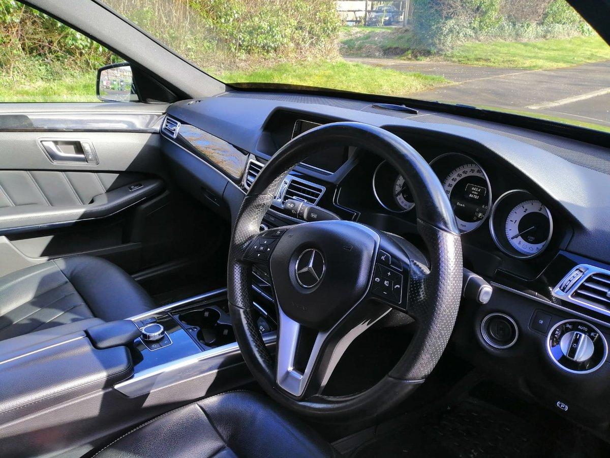 2015 Mercedes e220 cdi se w212 face lift bluetec For Sale (picture 5 of 6)