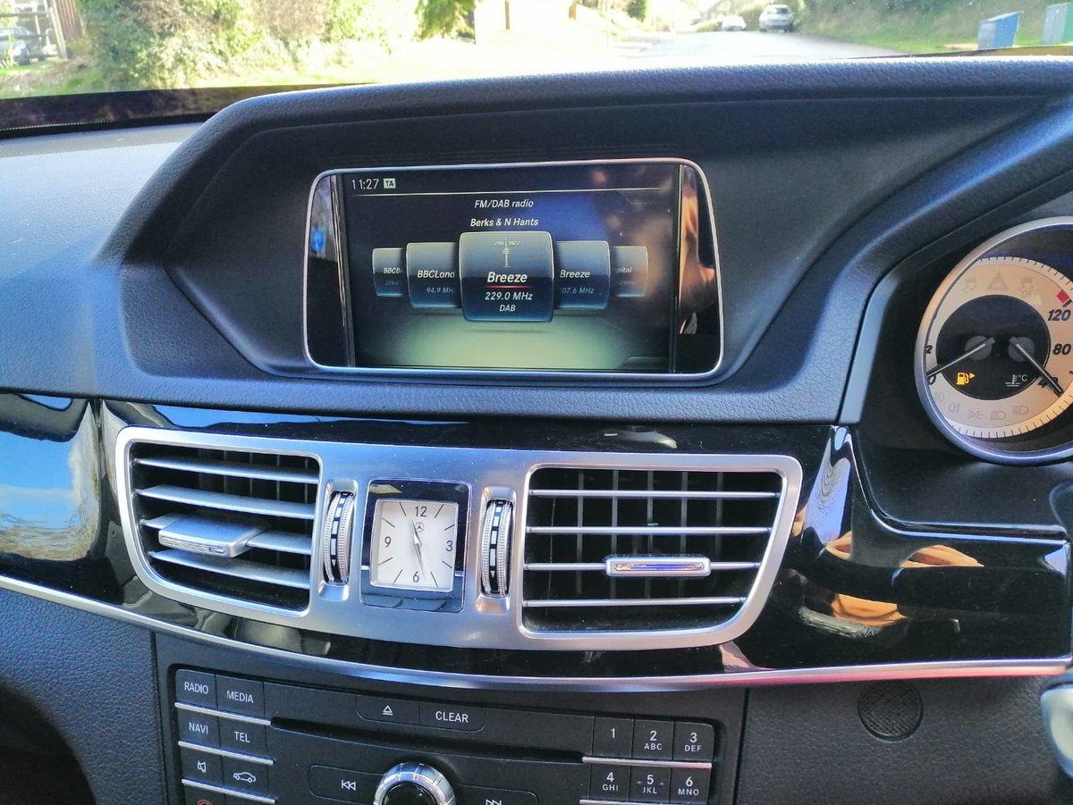 2015 Mercedes e220 cdi se w212 face lift bluetec For Sale (picture 6 of 6)