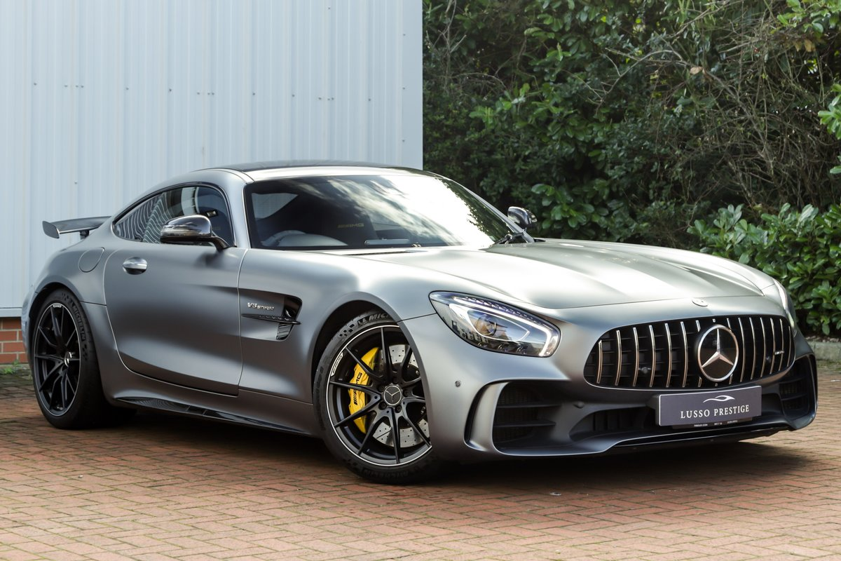 2017 Mercedes-AMG GT R For Sale (picture 1 of 10)