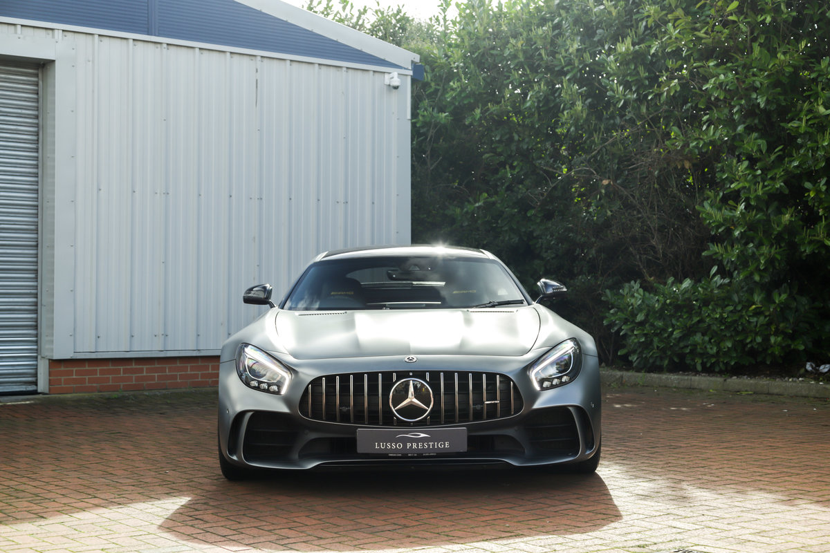 2017 Mercedes-AMG GT R For Sale (picture 4 of 10)
