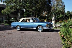 1968 – Mercedes-Benz 280 SE Cabriolet For Sale by Auction