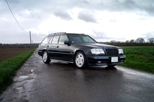 1994 Mercedes Benz E36 AMG Wagon For Sale by Auction