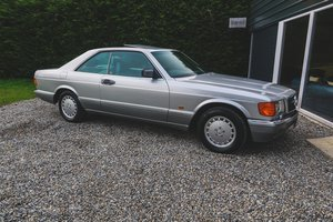 Picture of 1987 Mercedes 560 SEC SOLD