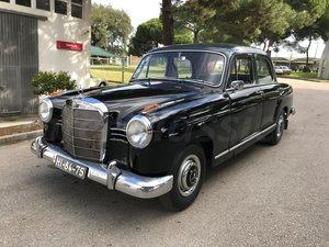 1960 Mercedes Benz 190 D  For Sale