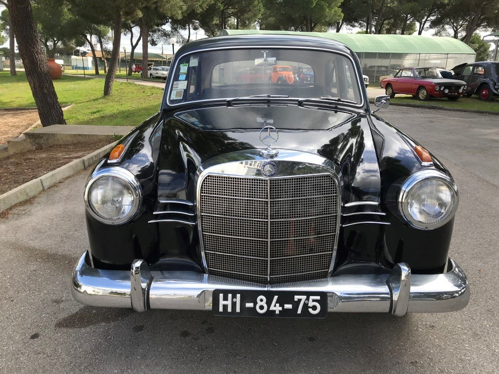 1960 Mercedes Benz 190 D  For Sale (picture 2 of 6)