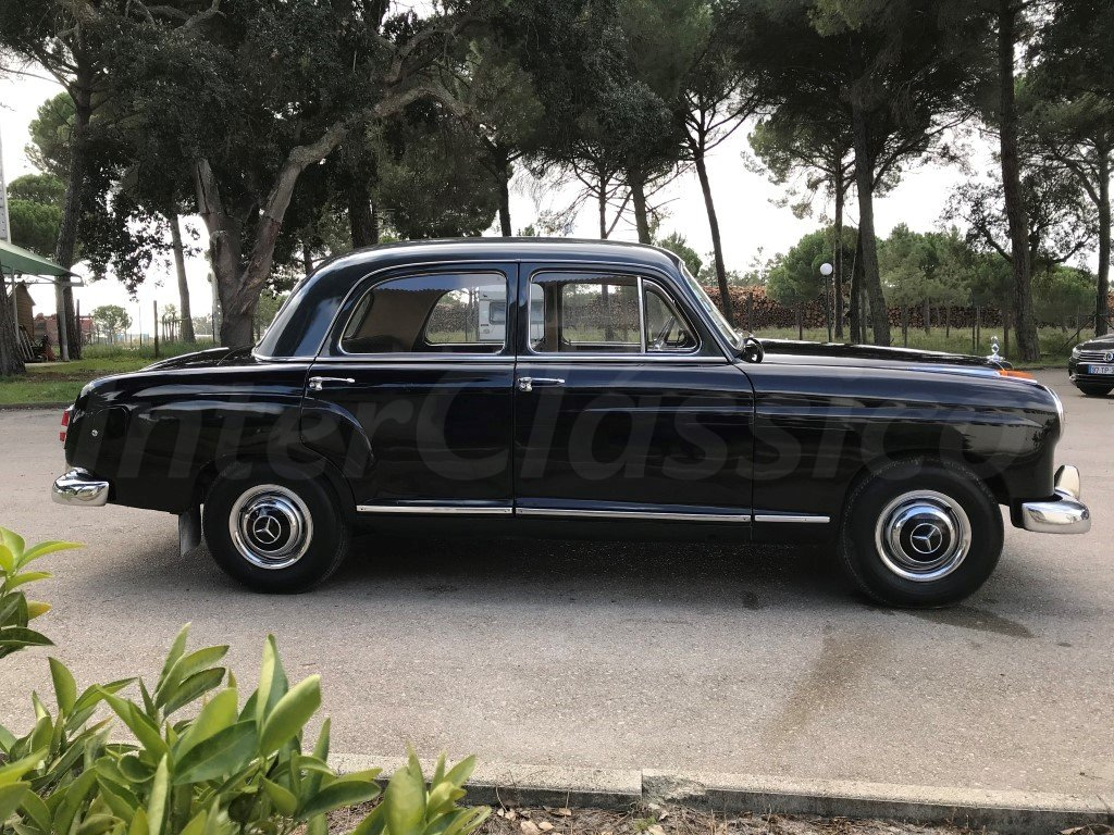 1960 Mercedes Benz 190 D  For Sale (picture 3 of 6)