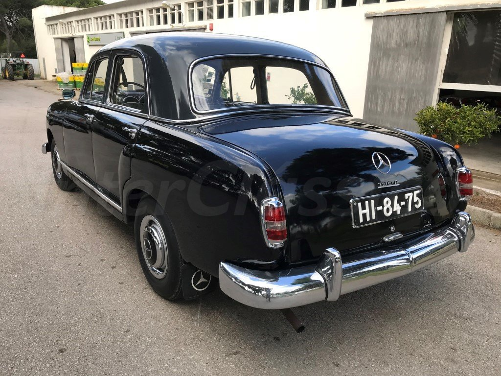 1960 Mercedes Benz 190 D  For Sale (picture 4 of 6)