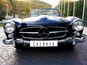 Mercedes-Benz 190SL W121 1958 For Sale