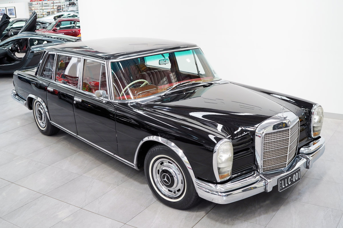 MERCEDES-BENZ 600 GROSSER 1964  For Sale (picture 1 of 6)