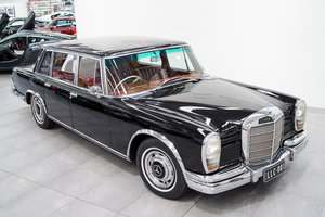 MERCEDES-BENZ 600 GROSSER 1964