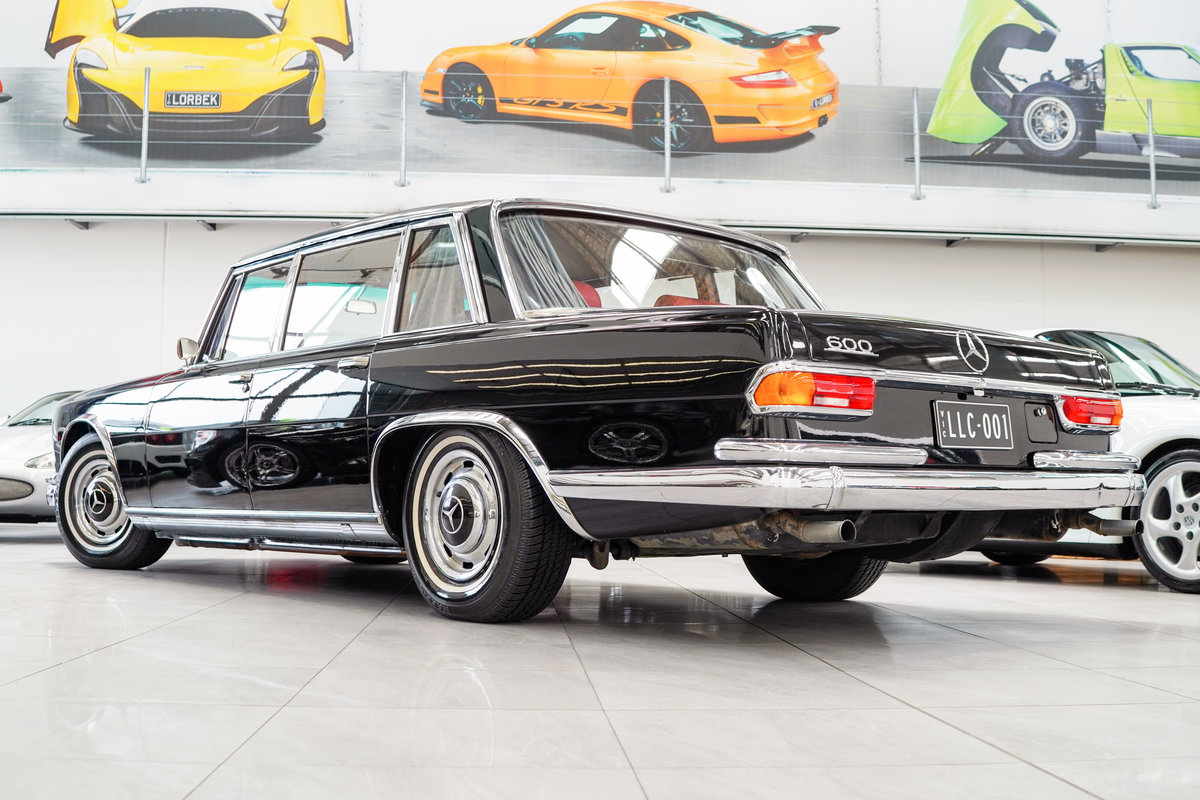 MERCEDES-BENZ 600 GROSSER 1964  For Sale (picture 5 of 6)