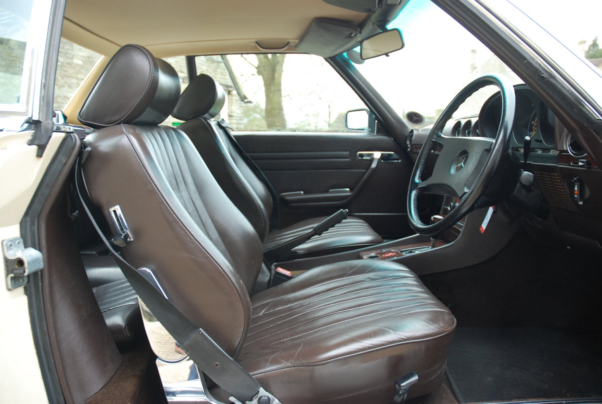 1987 Mercedes SL 500 V5  For Sale (picture 5 of 6)