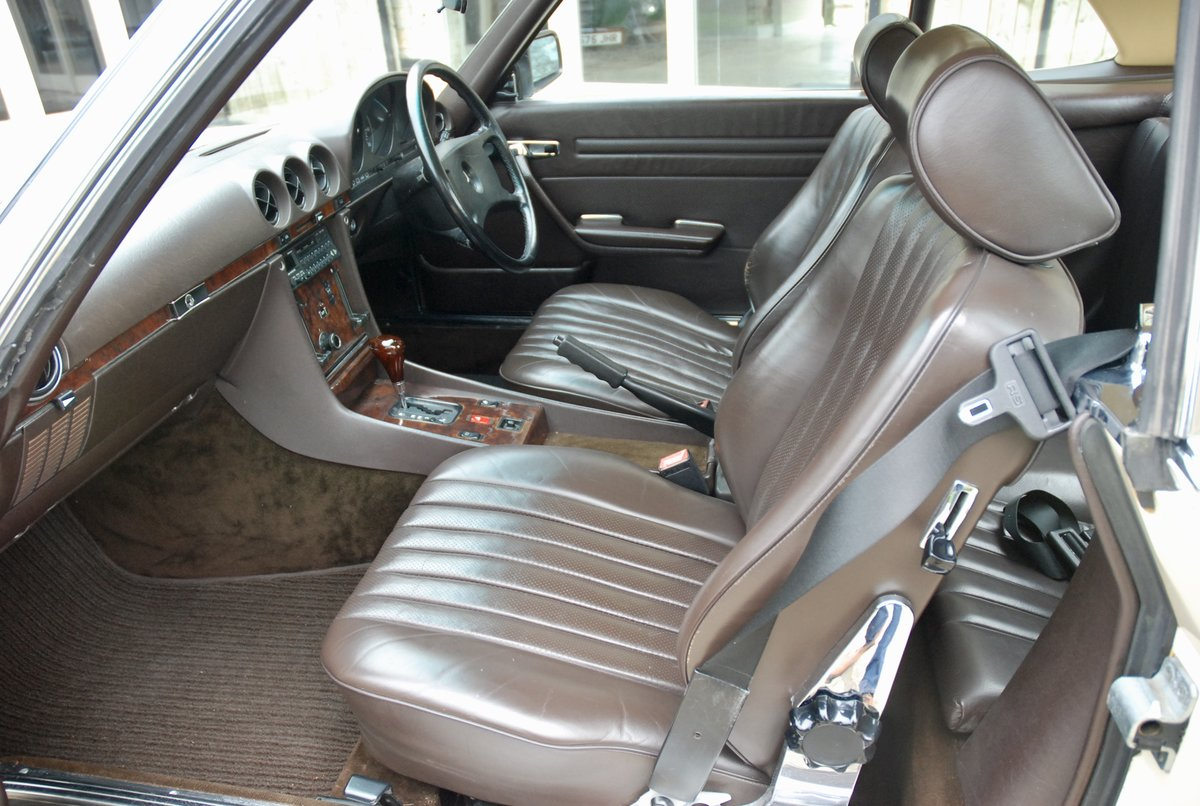 1987 Mercedes SL 500 V5  For Sale (picture 6 of 6)