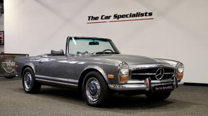 1970 Mercedes 280SL PAGODA (W113) LHD LOW MILEAGE