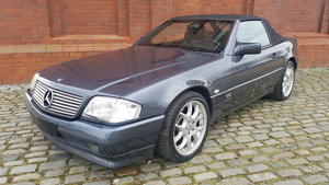 1994 MERCEDES SL600 V12 CONVERTIBLE BRABUS STYLING For Sale