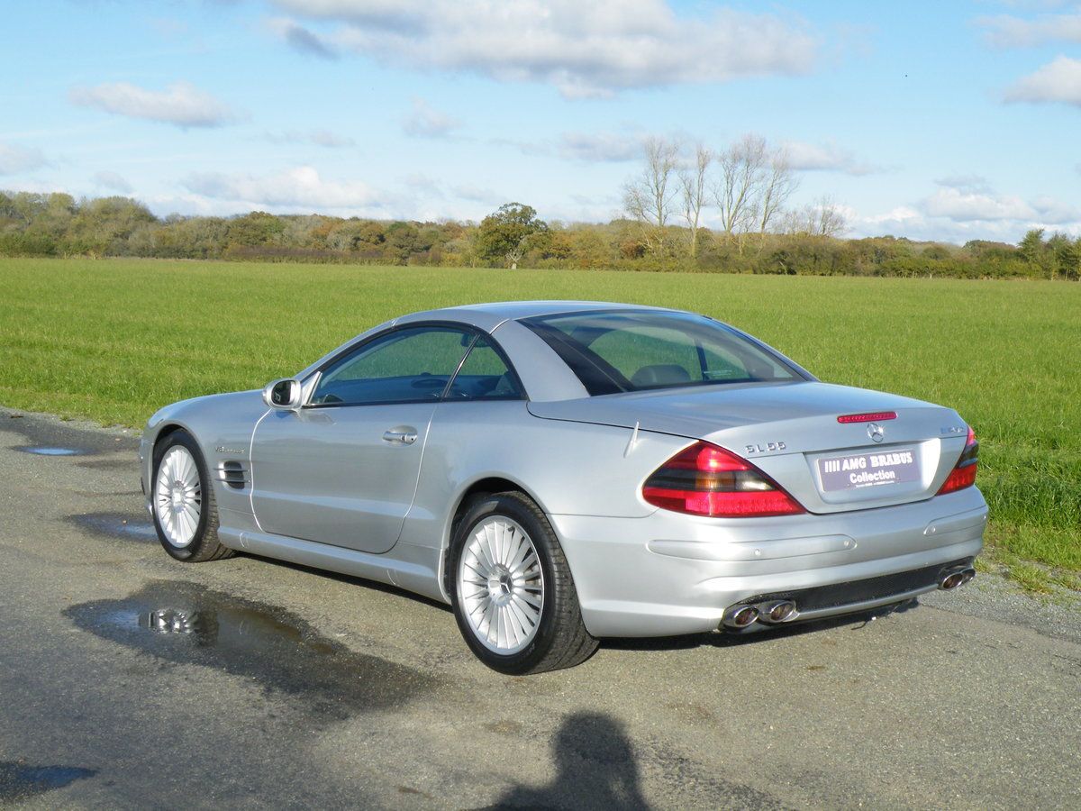 2003 Mercedes SL 55 AMG For Sale (picture 6 of 6)