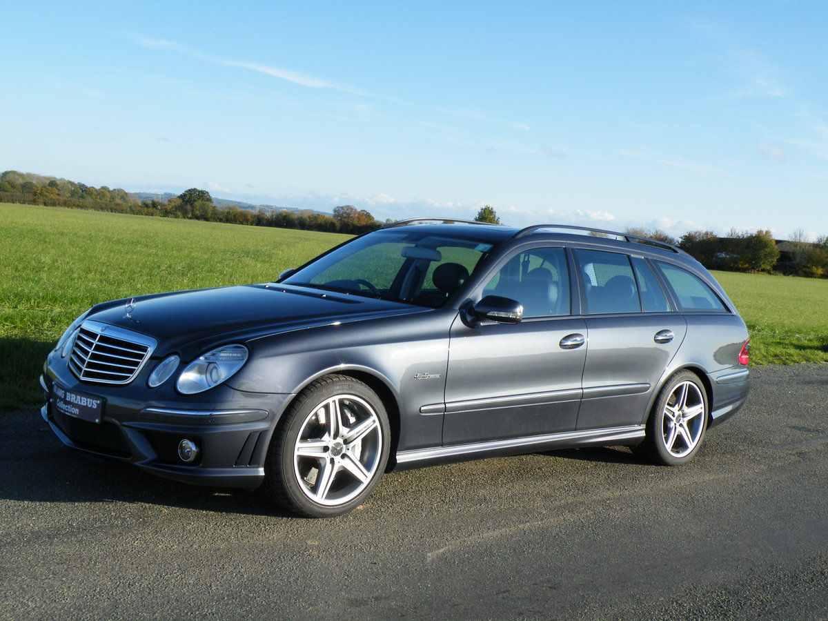 2008 Mercedes E63 AMG Estate For Sale (picture 3 of 6)