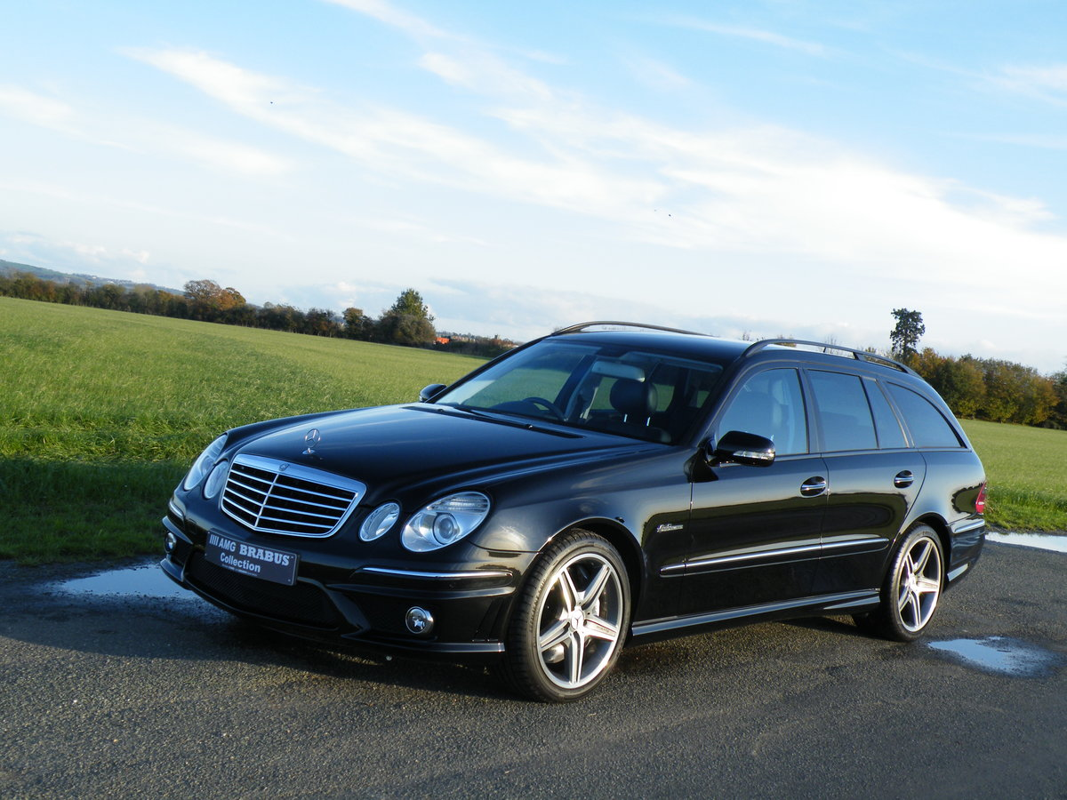 2006 Mercedes E63 AMG Estate For Sale (picture 2 of 6)