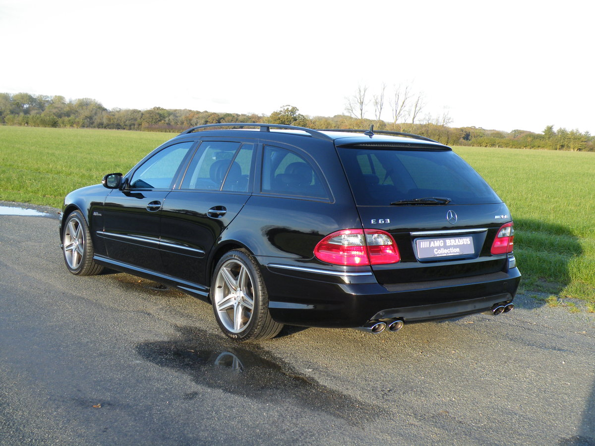 2006 Mercedes E63 AMG Estate For Sale (picture 3 of 6)