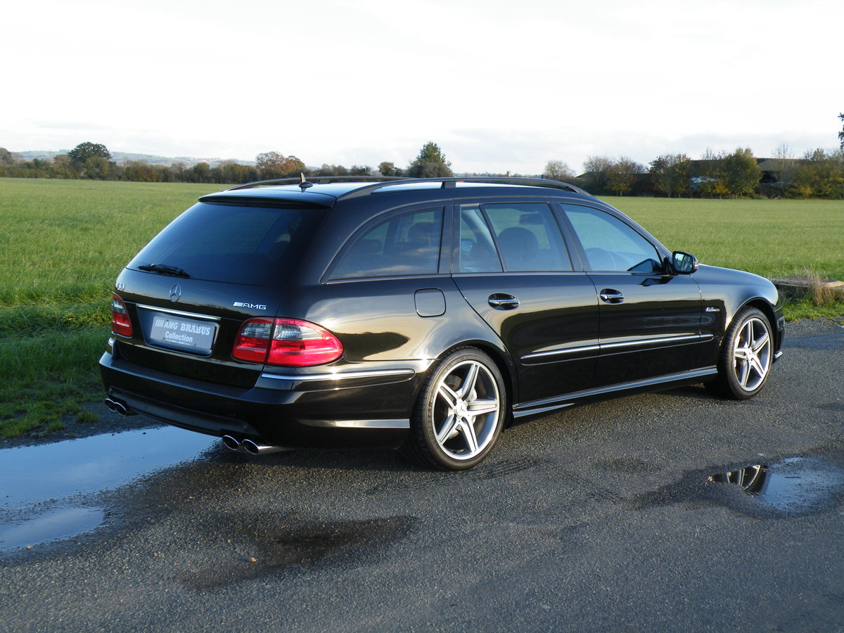 2006 Mercedes E63 AMG Estate For Sale (picture 4 of 6)
