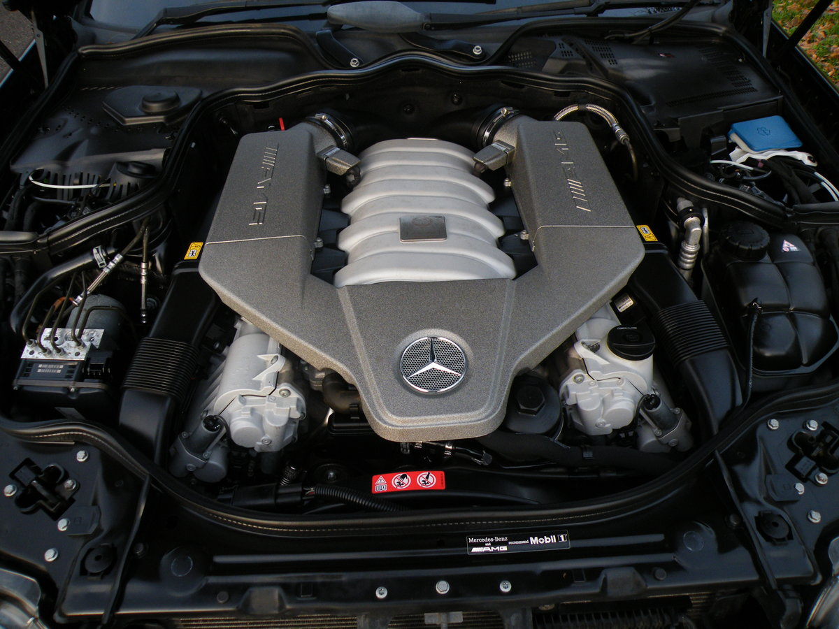 2006 Mercedes E63 AMG Estate For Sale (picture 6 of 6)