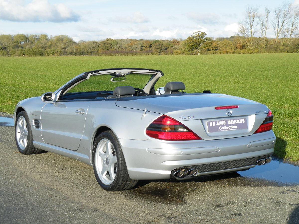 2002 Mercedes SL55 AMG Kompressor  For Sale (picture 2 of 6)