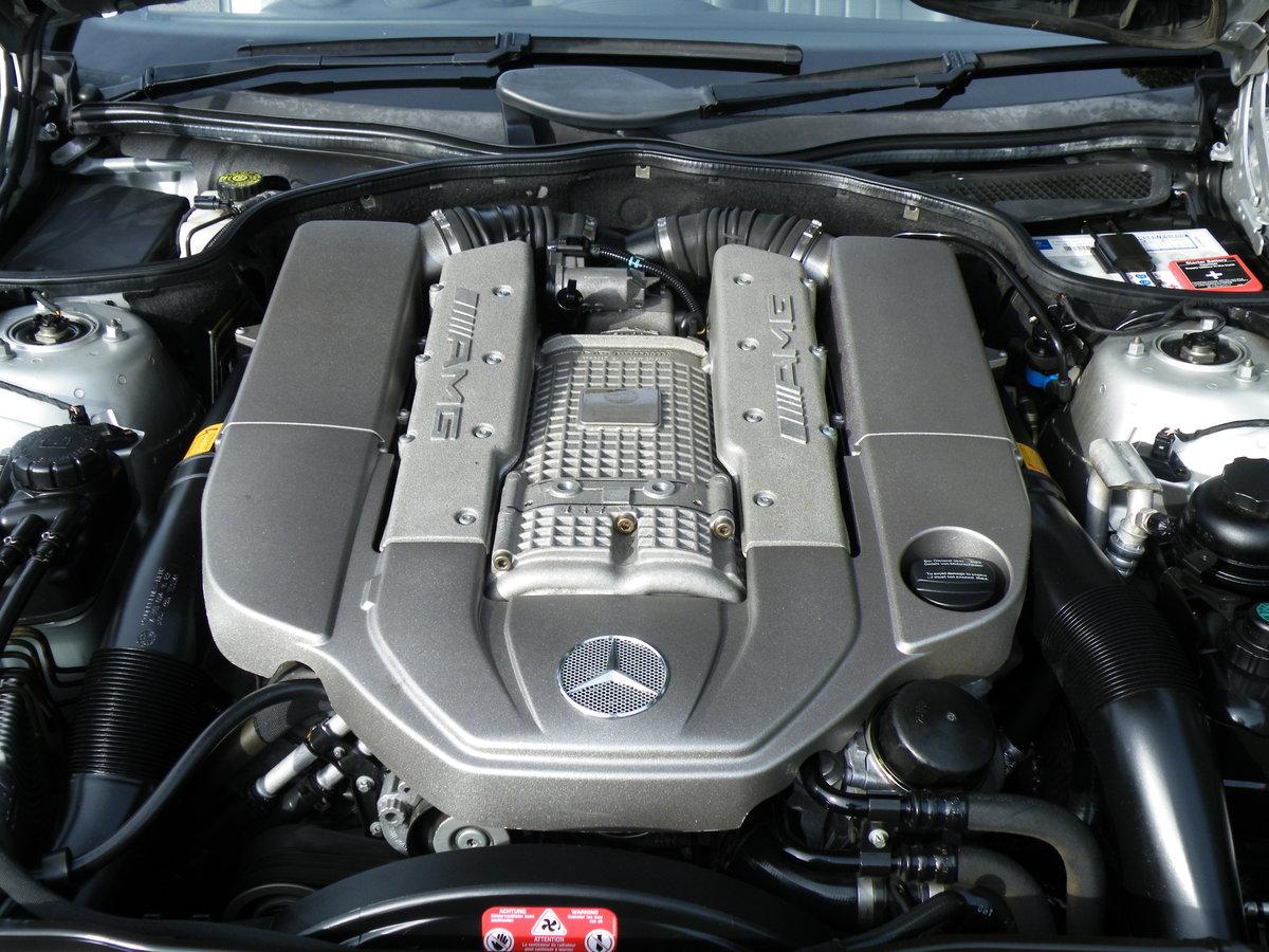 2002 Mercedes SL55 AMG Kompressor  For Sale (picture 6 of 6)