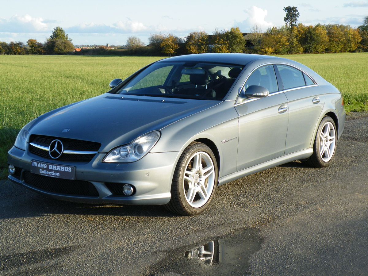 2005 Mercedes CLS 55AMG For Sale (picture 2 of 6)