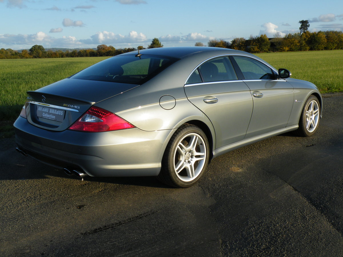 2005 Mercedes CLS 55AMG For Sale (picture 3 of 6)
