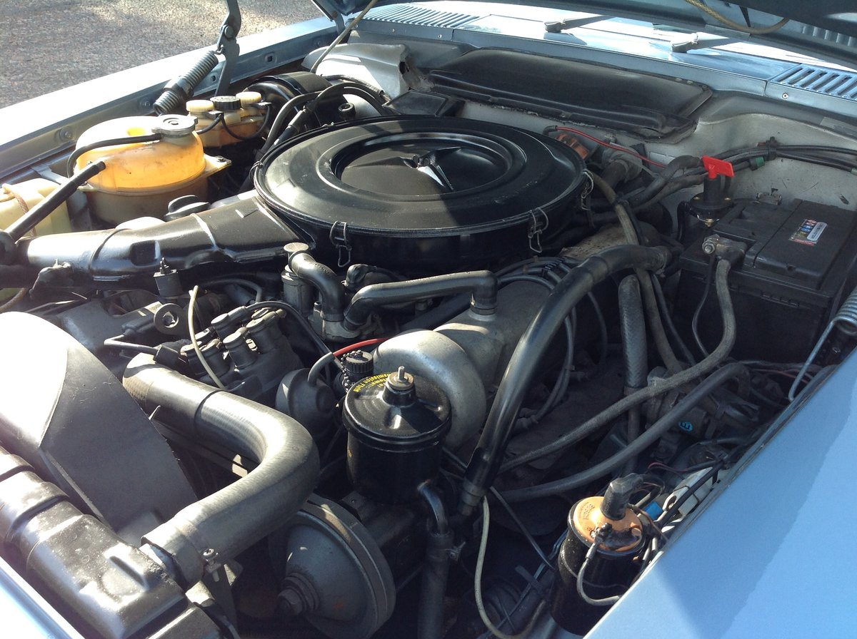1974 Mercedes 350 SL V8 convertible  For Sale (picture 5 of 6)