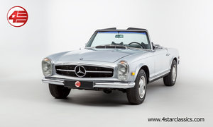 1969 Mercedes 280SL Pagoda /// Stunning Example For Sale