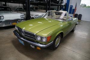Orig Owner 1979 Mercedes 280SL with 56K orig miles SOLD