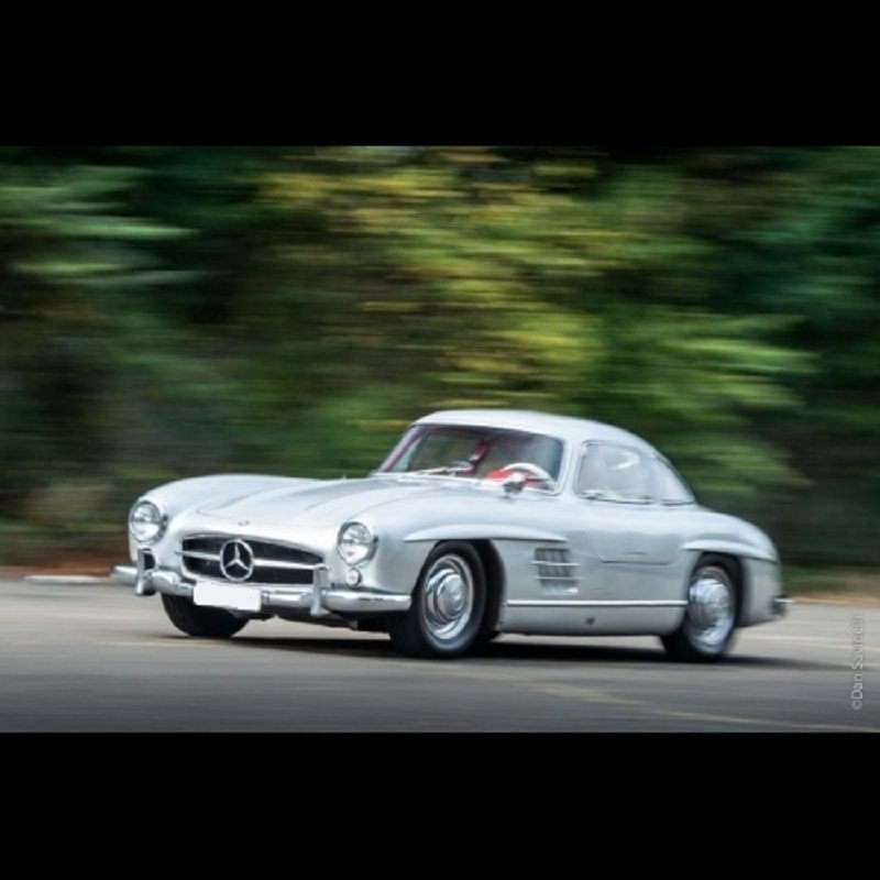 1956 Mercedes 300 SL GULLWING Restored SOLD (picture 1 of 1)
