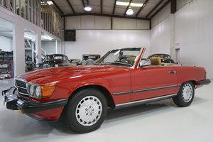 1989 Mercedes-Benz 560SL Roadster For Sale
