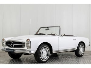 1963 Mercedes 230 SL Pagode + Hardtop For Sale