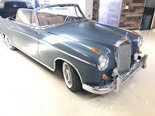 1959 Mercedes s 220 Cabriolet clean driver  $110k usd For Sale (picture 2 of 6)