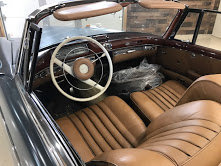 1959 Mercedes s 220 Cabriolet clean driver  $110k usd For Sale (picture 6 of 6)