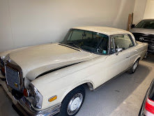 Picture of 1971 Mercedes coup 280 se Coupe Auto driver $42k For Sale